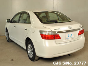Used Toyota Premio in Pakistan