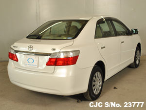 Buy Japanese Used Toyota Premio For Sale In Karachi Pakistan Car