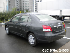 Find Used Toyota Belta Online