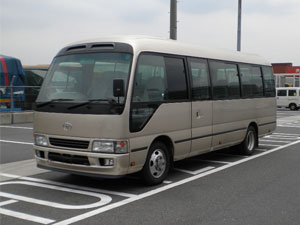 Find Used Toyota Coaster Online