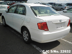 Used Toyota Corolla Axio in Pakistan