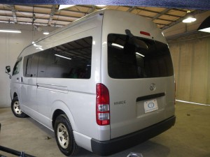 Used Toyota Hiace in Pakistan