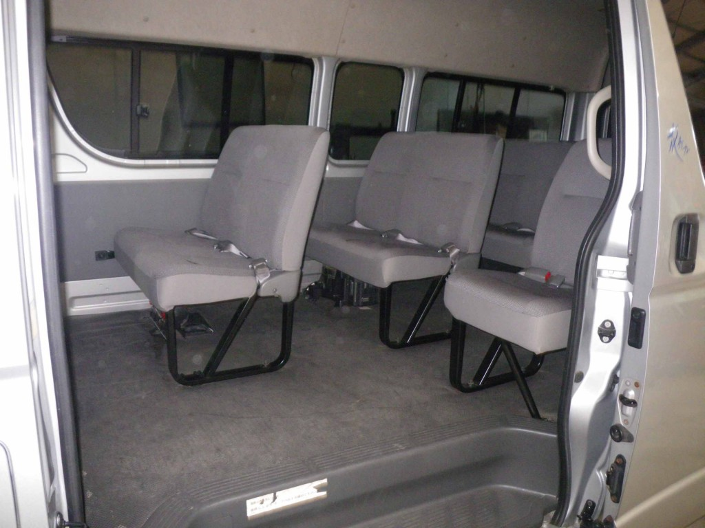 Buy Used Toyota Hiace