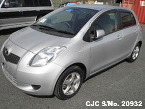 Find Used Toyota Vitz Online
