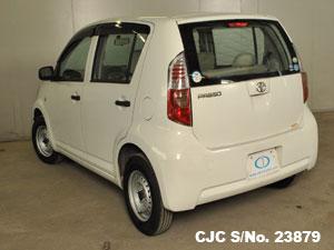 Used Toyota Passo in Pakistan