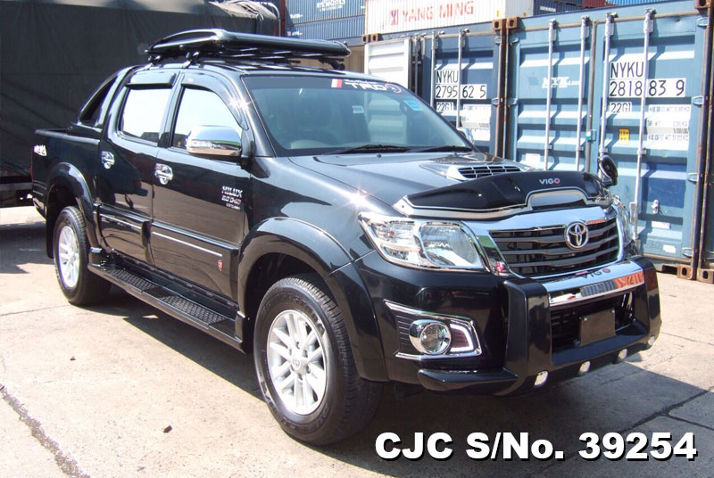 2012 Toyota Hilux Vigo for sale in Pakistan