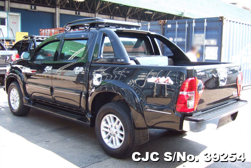 Used Japanese Toyota Trucks