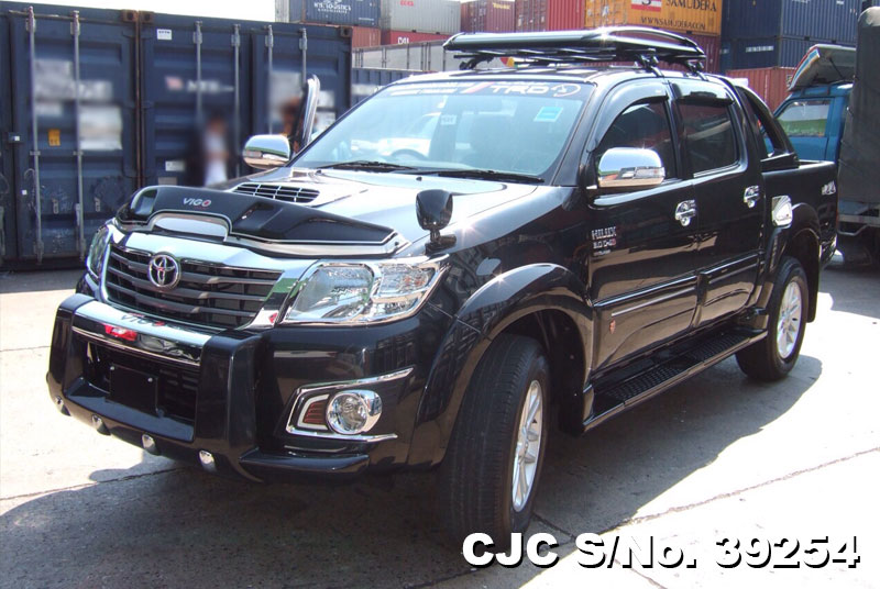 2012 Toyota Hilux Vigo Champ G For Sale In Pakistan Car