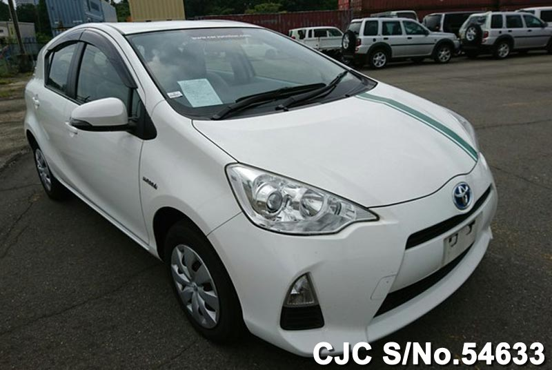 Toyota Aqua Hybrid 2013 For Sale In Karachi Fresh Import Car