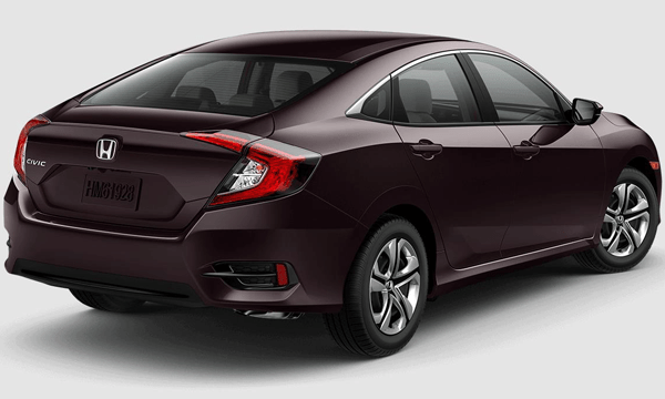 Honda Civic 2018 With New Color In Pakistan Car Junction