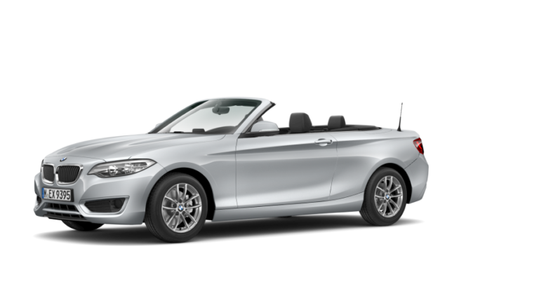 2017 BMW 218i Convertible