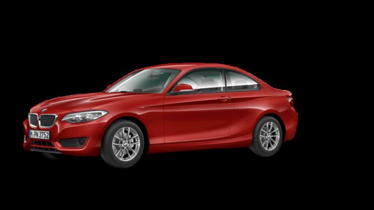 2017 BMW 218i Coupe