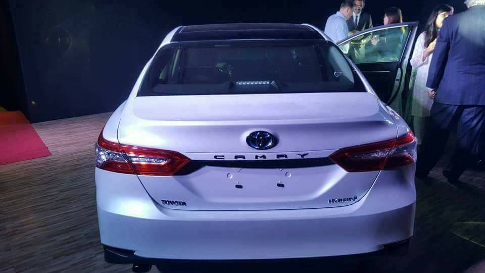 Toyota Indus Is Introducing Soon A New Hybrid Car In Pakistan Car