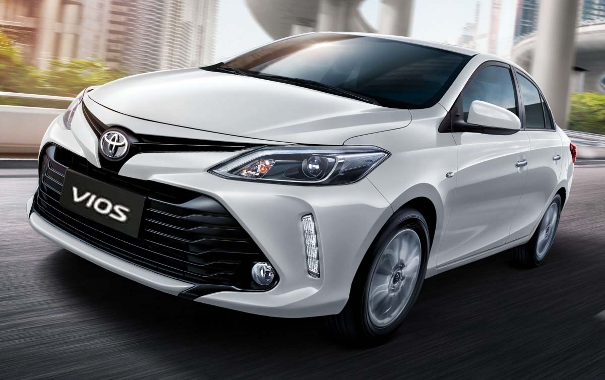 Brand New Toyota Vios Sedan Car