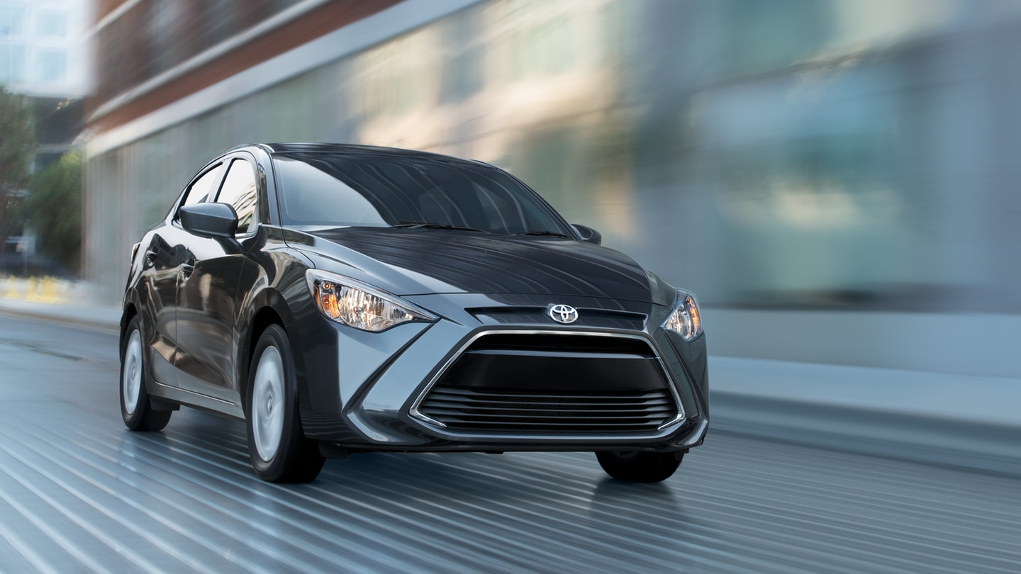 Toyota Yaris Sedan 2018